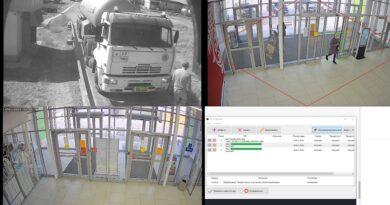 iCCTV — бесплатный программный комплекс для распознавания автомобильных номеров и детектирования объектов с IP камер